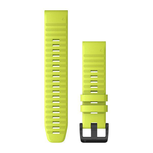 Quickfit 22 mm fenix 6 Serisi Yedek Kayış - Sarı