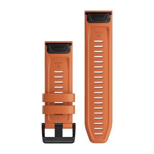 Garmin Quickfit 26 mm fenix 6 Serisi Yedek Kayış - Turuncu-2.png