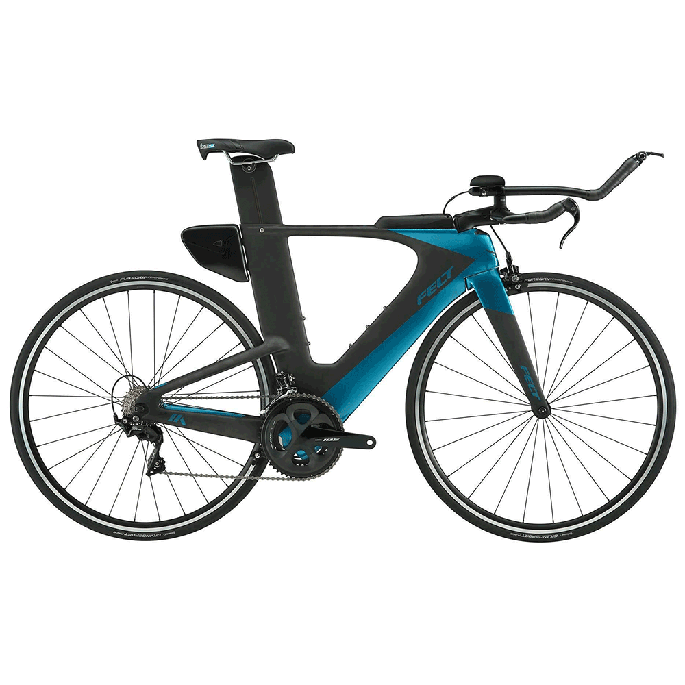 FELT IA | ADVANCED Rim Brake Karbon Triatlon Bisikleti