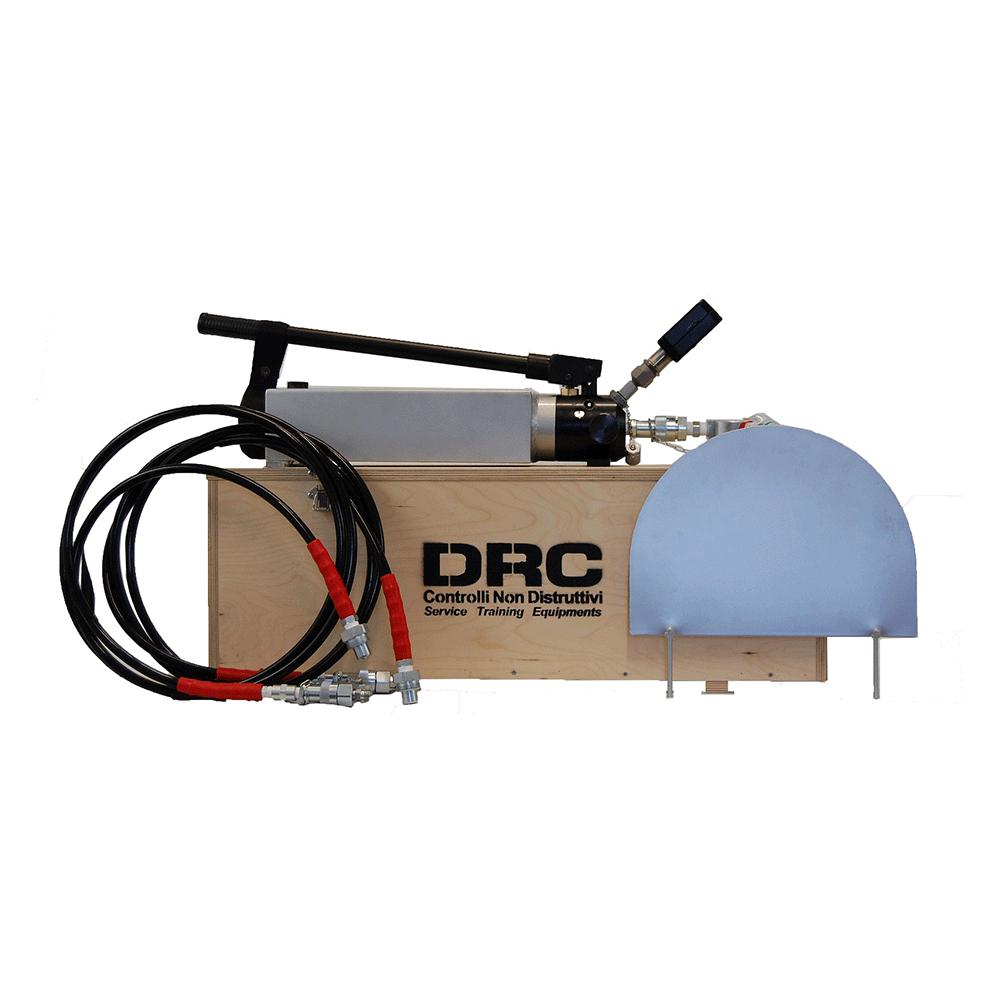 DRC Flat Jacks Oleodinamik Kit