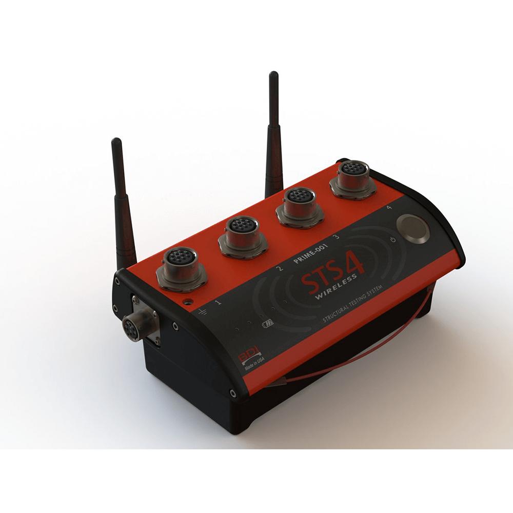 DRC STS4 Kablosuz Yapısal Test Sistemi