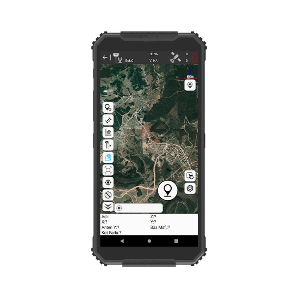 Sanding A6001 Android Kontrol Ünitesi