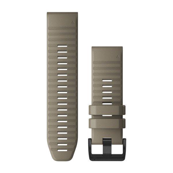 Quickfit 26 mm fenix 6 Serisi Yedek Kayış - Kum Rengi