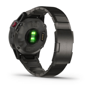 fenix 6 Pro Solar Titanyum Karbon Gri DLC-Titanyum Kayış-5.png