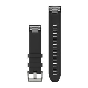Garmin Quickfit 22 mm MARQ Siyah-Gümüş2.png