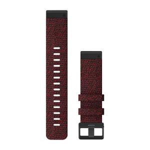 Garmin Quickfit 22 mm Yedek Kayış - Desenli Kırmızı-1.png