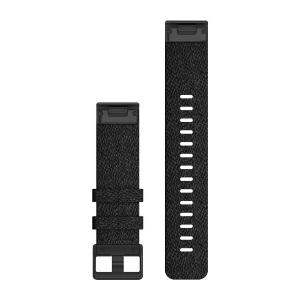 Garmin Quickfit 22 mm Yedek Kayış - Desenli Siyah-2.png