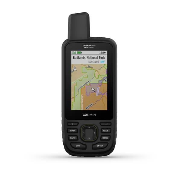 Garmin GPSMAP 66sr