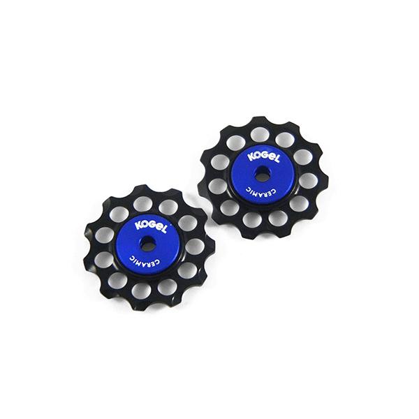 Kogel ALU Pulley Ceramic / 10-11 Speed / Black