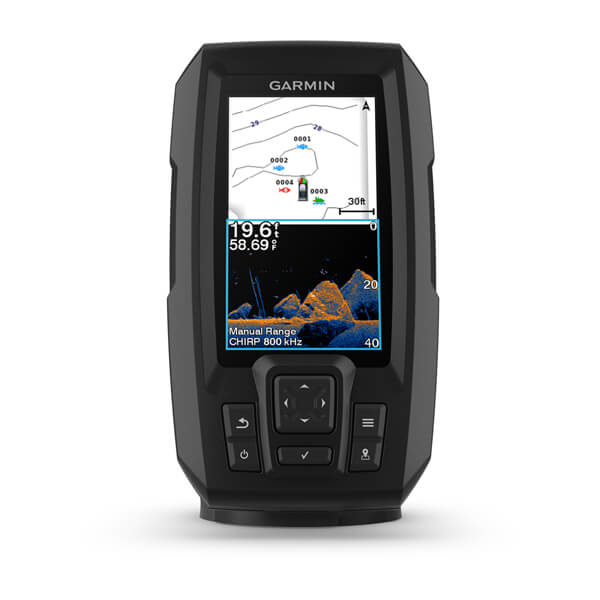 Garmin STRIKER Vivid 4cv