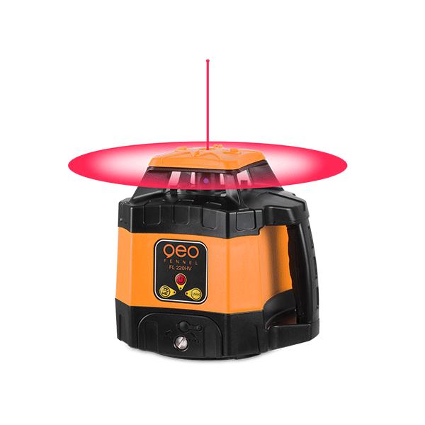 GEO FENNEL FL 220HV + FR 45 Dedektörlü Lazer Nivo