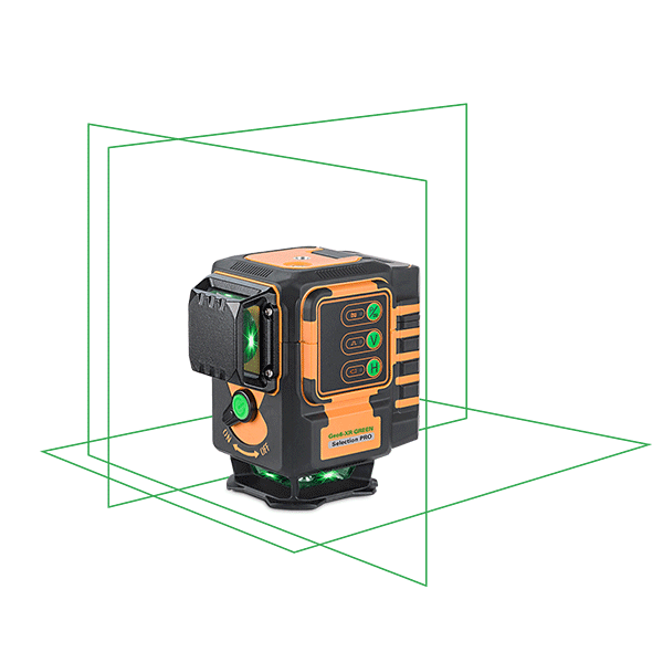 GEO FENNEL Geo6-XR GREEN SP Lazer Nivo