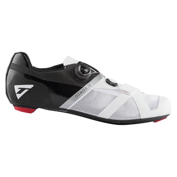 Time Osmos 12 Beyaz-Siyah Bisiklet Ayakkabısı