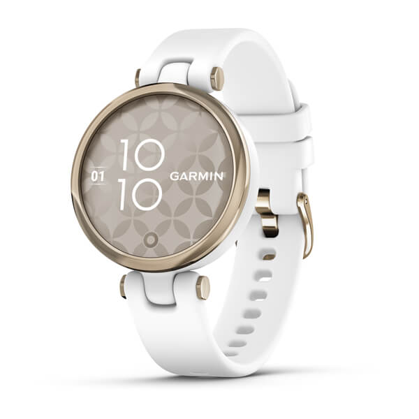 Garmin Lily Cream Gold - Beyaz