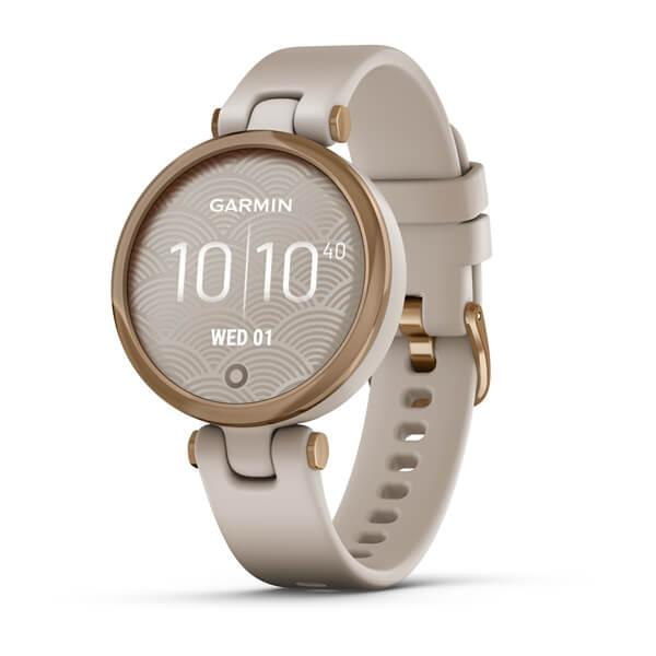 Garmin Lily Rose Gold - Light Sand