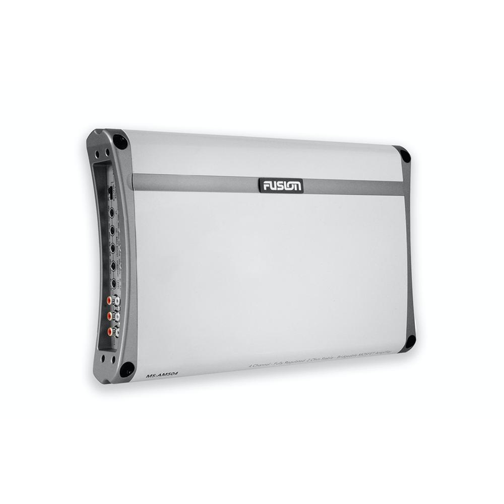Fusion MS-AM504 4 Kanal Marine Amplifikatör