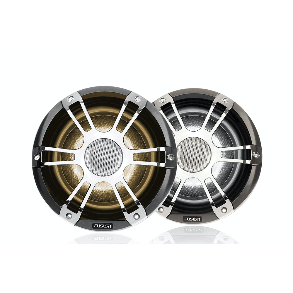 Fusion SG-FL652SPC 230 Watt Krom Marine CRGBW LED Hoparlör