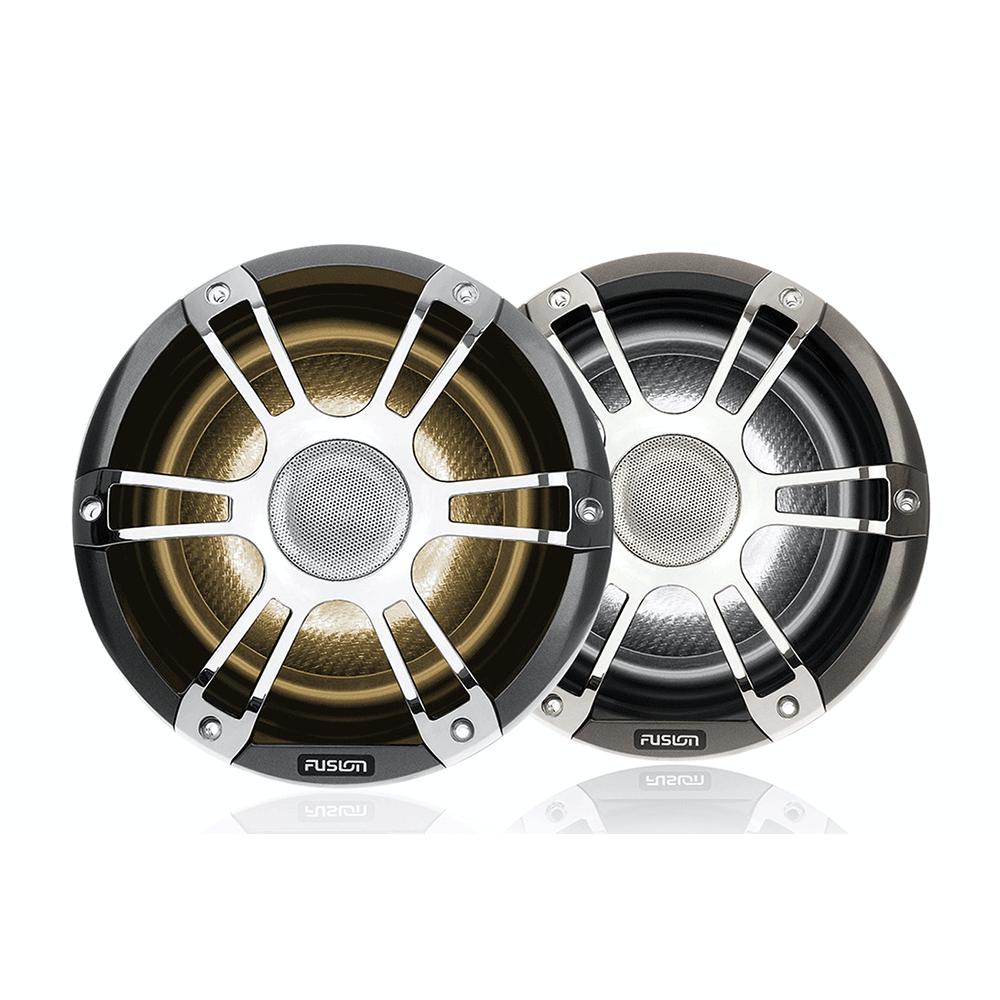Fusion SG-FL772SPC 280 Watt Krom Marine CRGBW LED Hoparlör