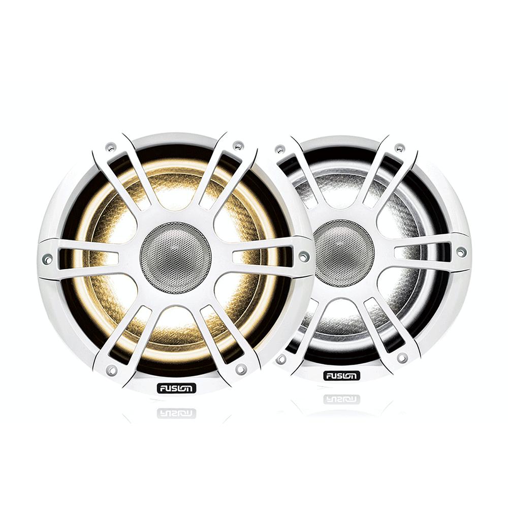 Fusion SG-FL772SPW 280 Watt Beyaz Marine CRGBW LED Hoparlör
