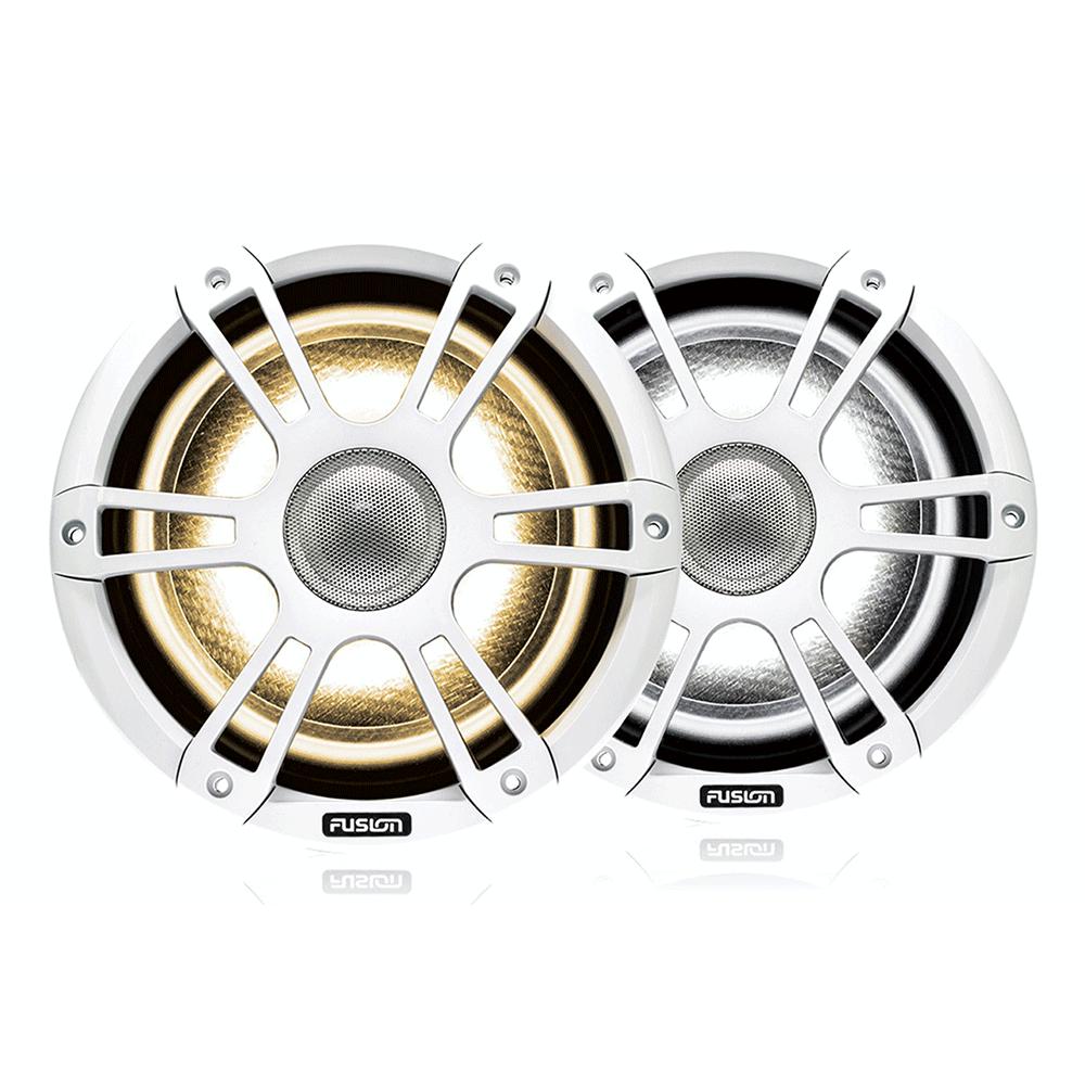 Fusion SG-FL882SPW 330 Watt Beyaz Marine CRGBW LED Hoparlör