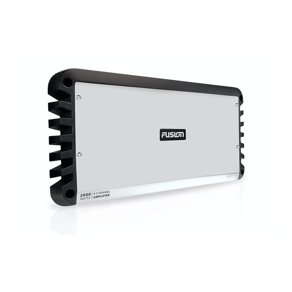 Fusion Signature SG-DA82000 8 Kanal Marine Amplifikatör