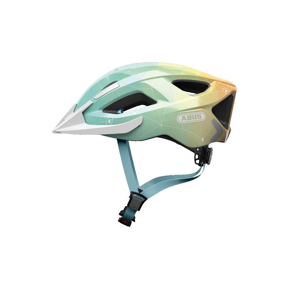 ABUS ADURO 2.0 Road Bisiklet Kaskı L - Blue Art