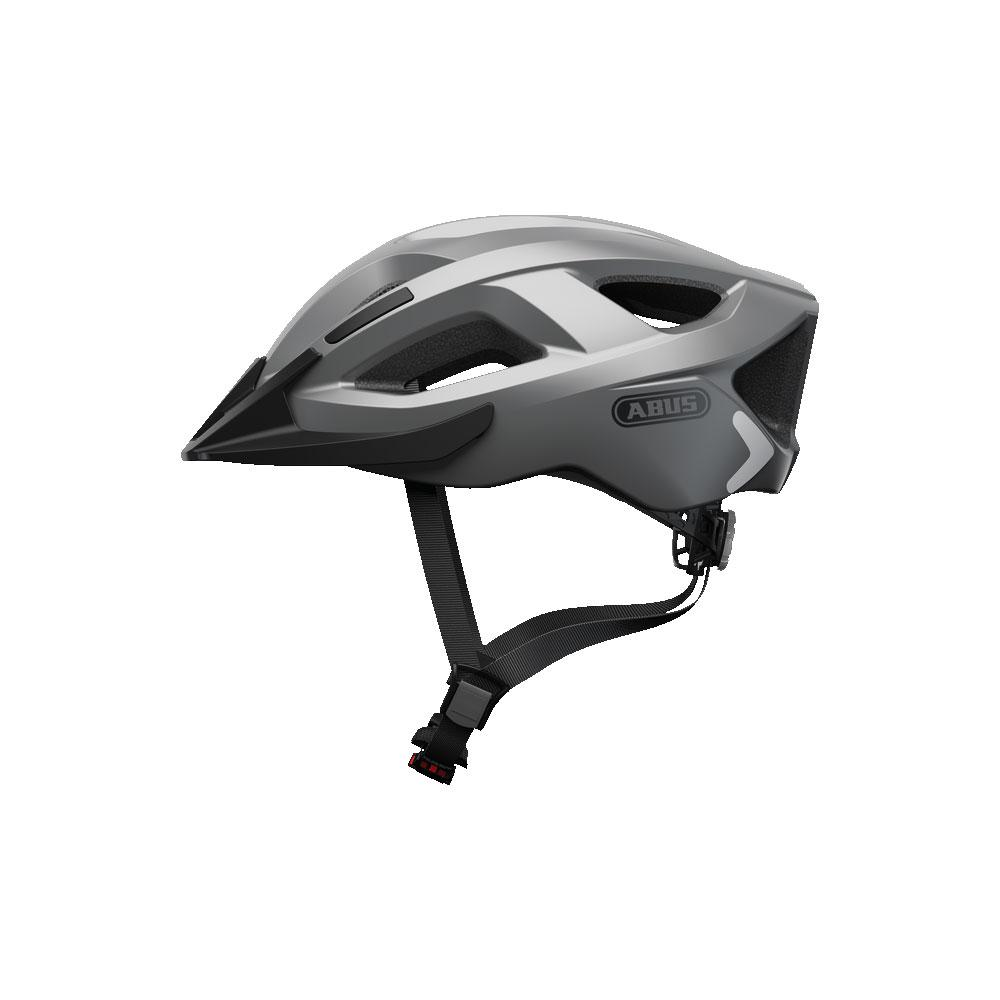 ABUS ADURO 2.0 Road Bisiklet Kaskı L - Glare Silver