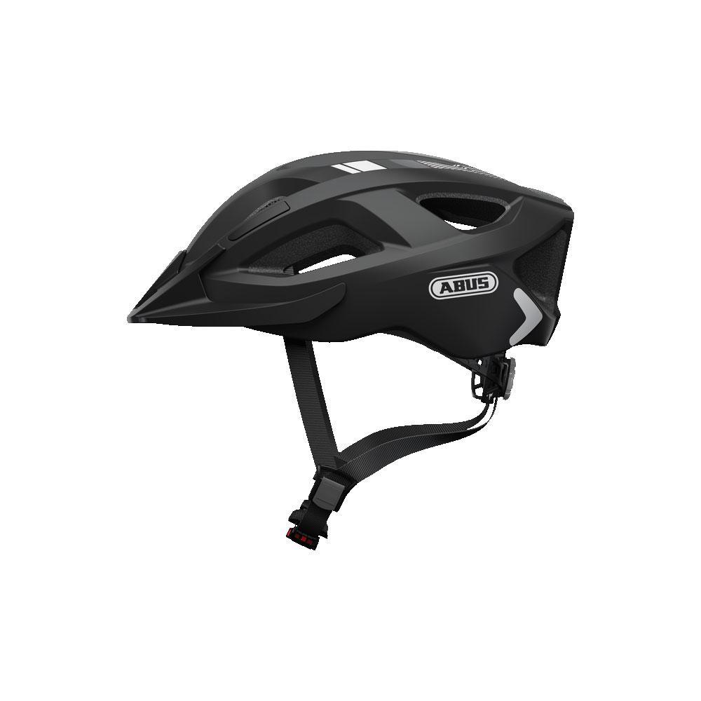 ABUS ADURO 2.0 Road Bisiklet Kaskı L - Race Black