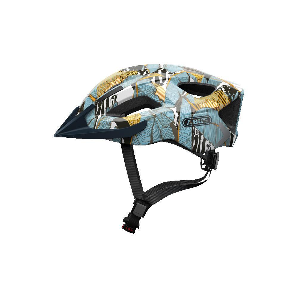 ABUS ADURO 2.0 Road Bisiklet Kaskı M - Blue Palm