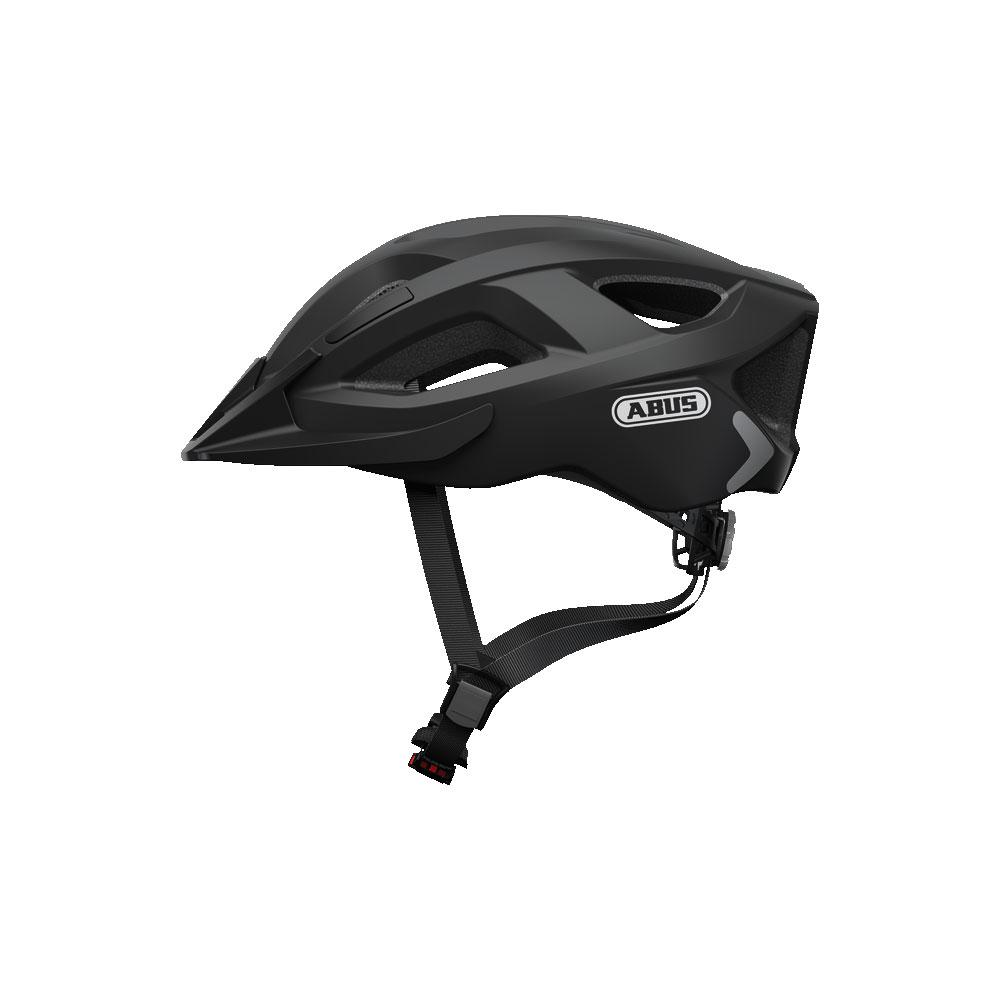 ABUS ADURO 2.0 Road Bisiklet Kaskı M - Velvet Black