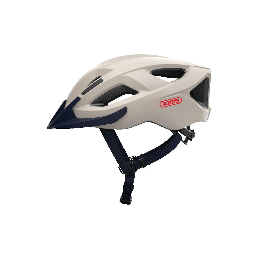ABUS ADURO 2.1 Road Bisiklet Kaskı L - Grit Grey