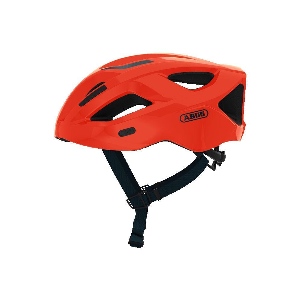 ABUS ADURO 2.1 Road Bisiklet Kaskı M - Shrimp Orange