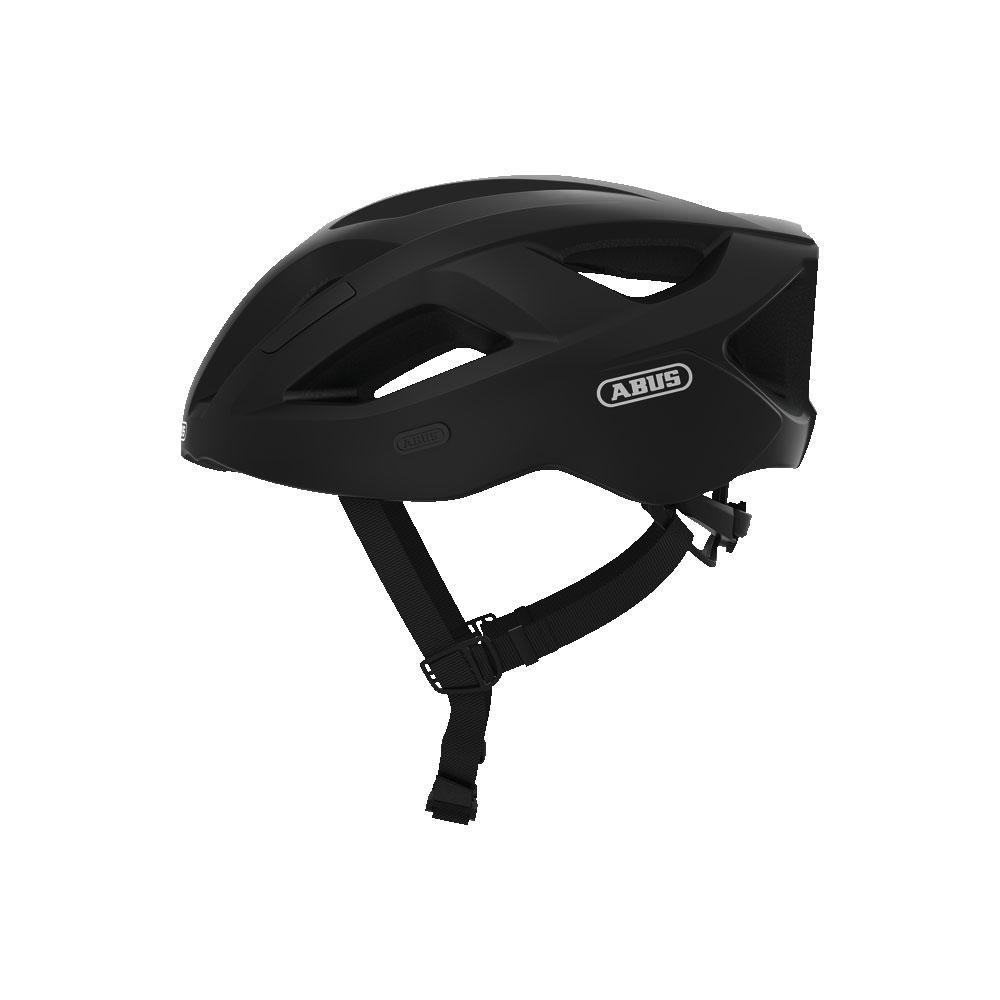 ABUS ADURO 2.1 Road Bisiklet Kaskı M - Velvet Black