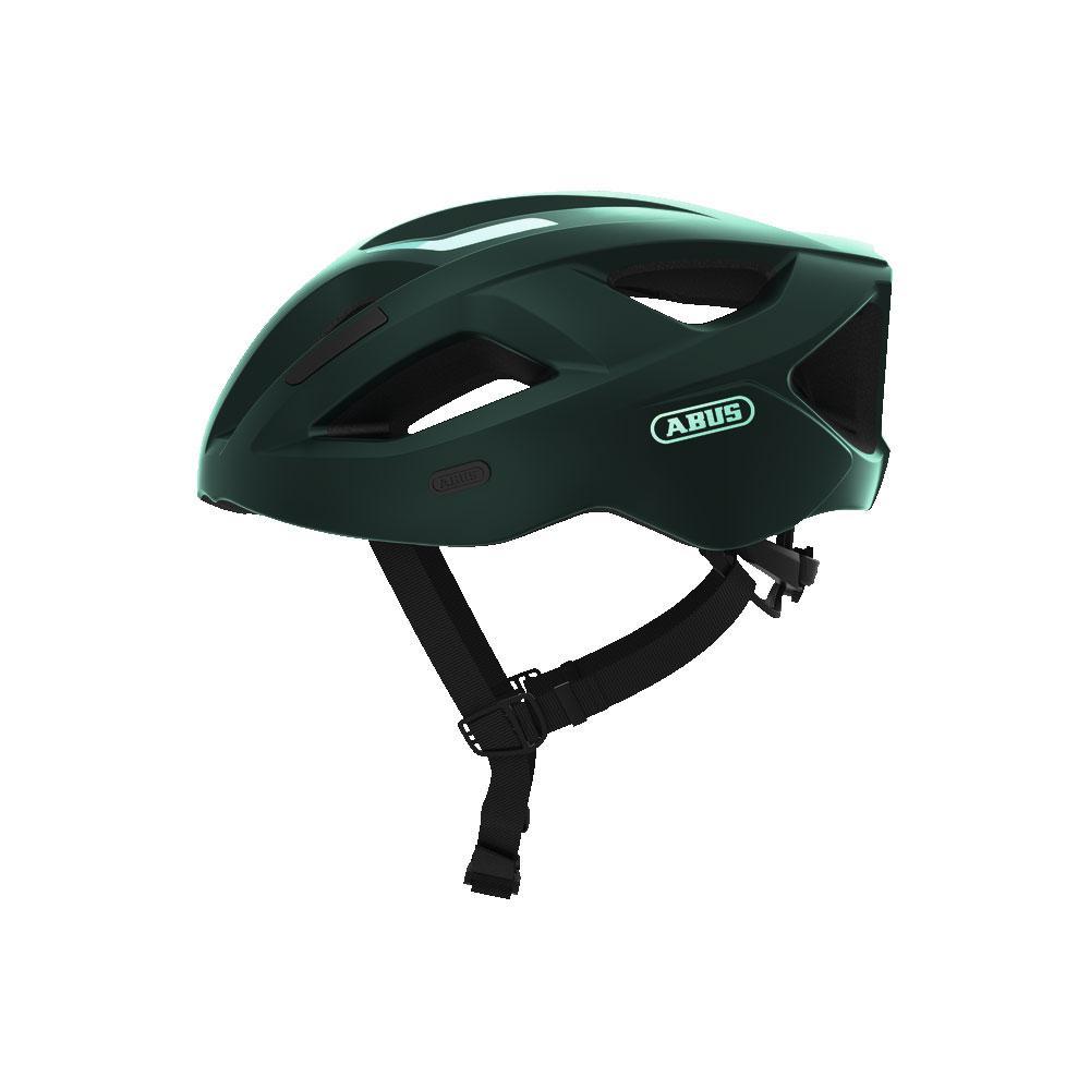 ABUS ADURO 2.1 Road Bisiklet Kaskı S - Smaragd Green