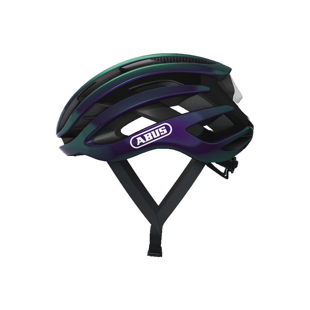 ABUS Airbreaker Road Bisiklet Kaskı L - Flip Flop Purple