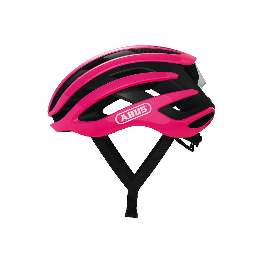 ABUS Airbreaker Road Bisiklet Kaskı M - Fuchsia Pink