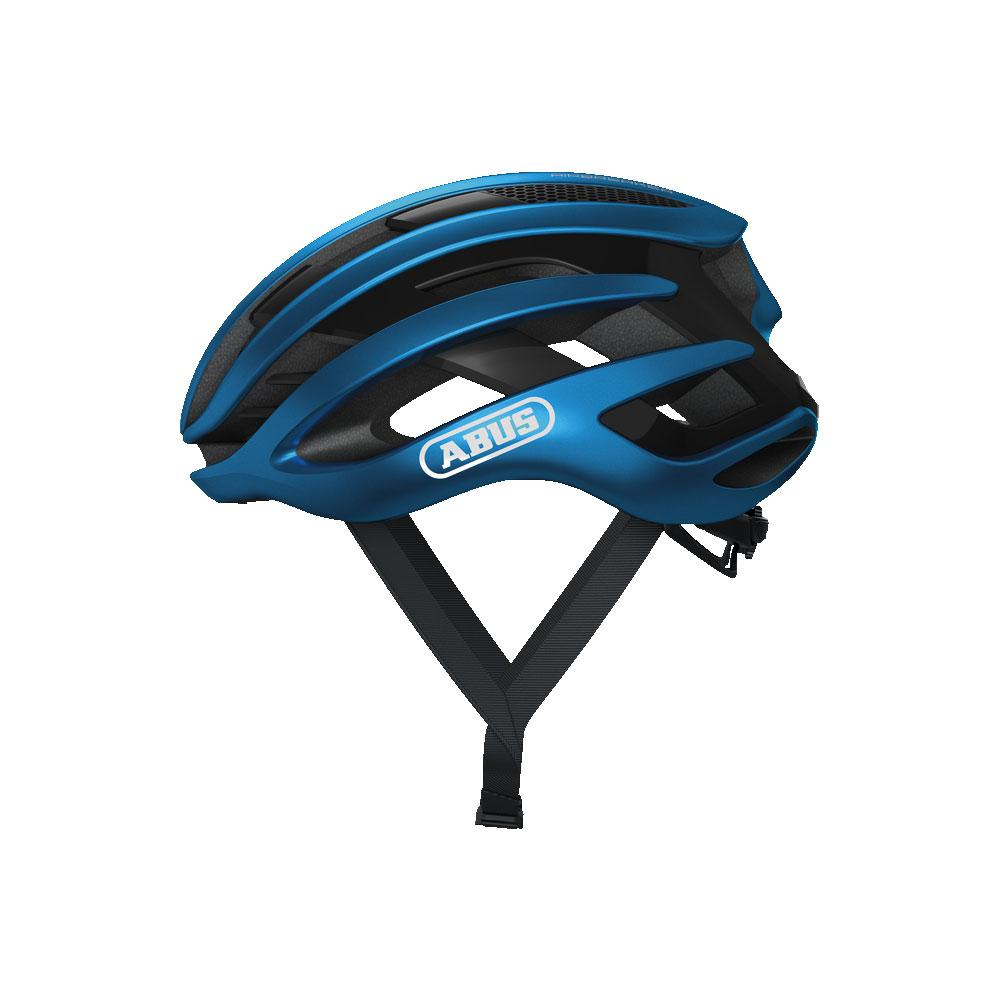 ABUS Airbreaker Road Bisiklet Kaskı M - Steel Blue