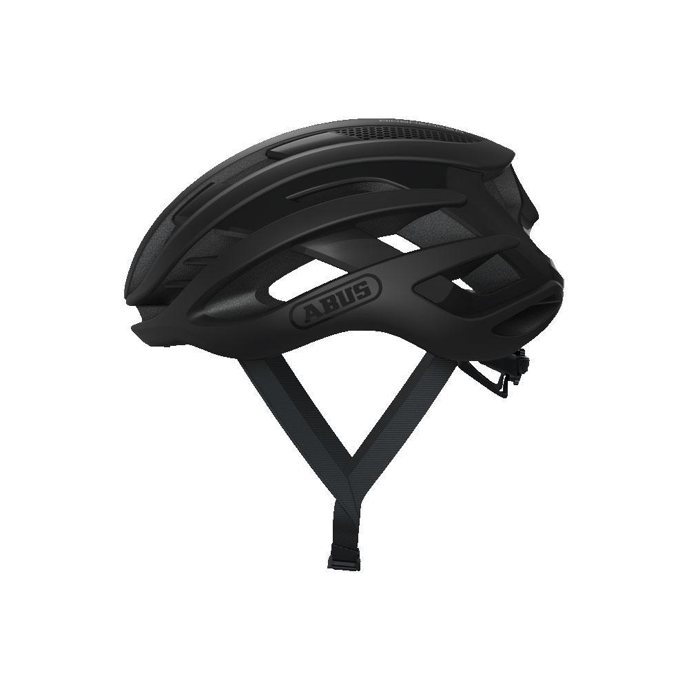 ABUS Airbreaker Road Bisiklet Kaskı M - Velvet Black