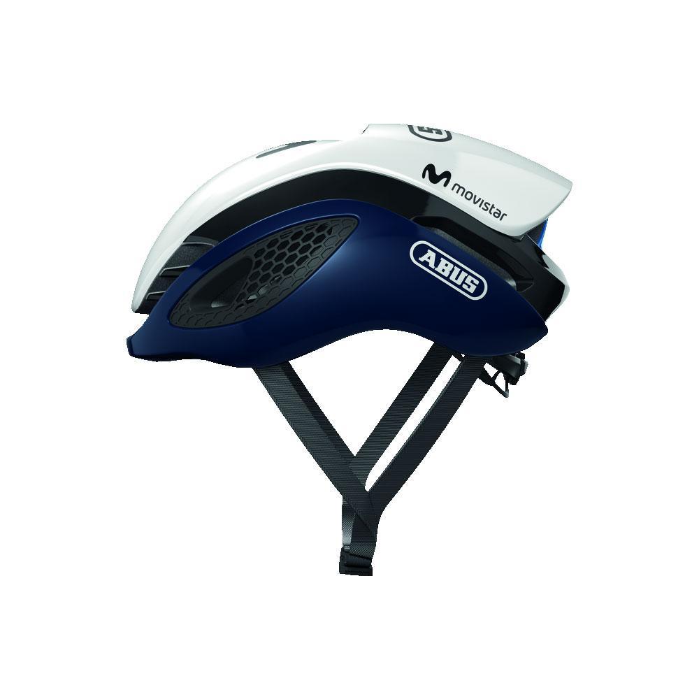 ABUS Gamechanger Road Bisiklet Kaskı M - Movistar Team 20