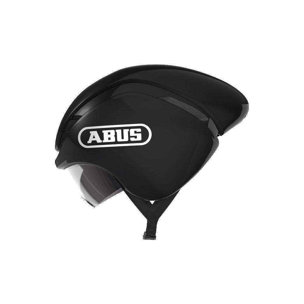 ABUS Gamechanger TT Bisiklet Kaskı L - Shiny Black