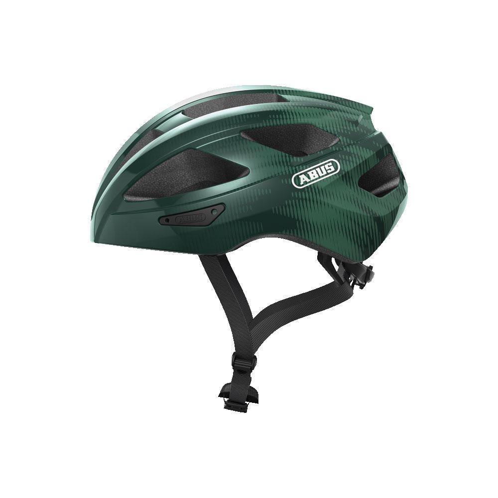 ABUS MACATOR Road Bisiklet Kaskı M - Opal Green