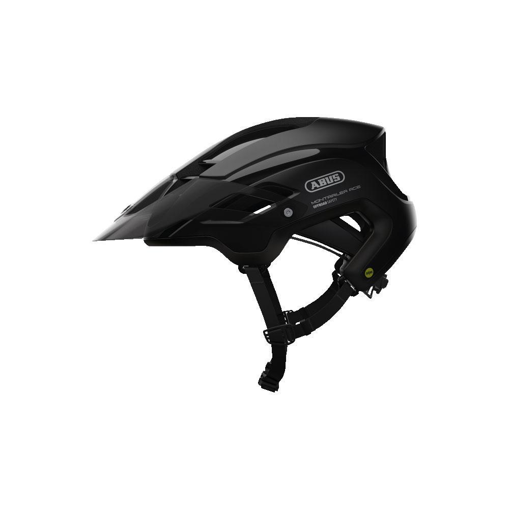 ABUS MONTRAILER ACE MIPS MTB Bisiklet Kaskı L - Velvet Black