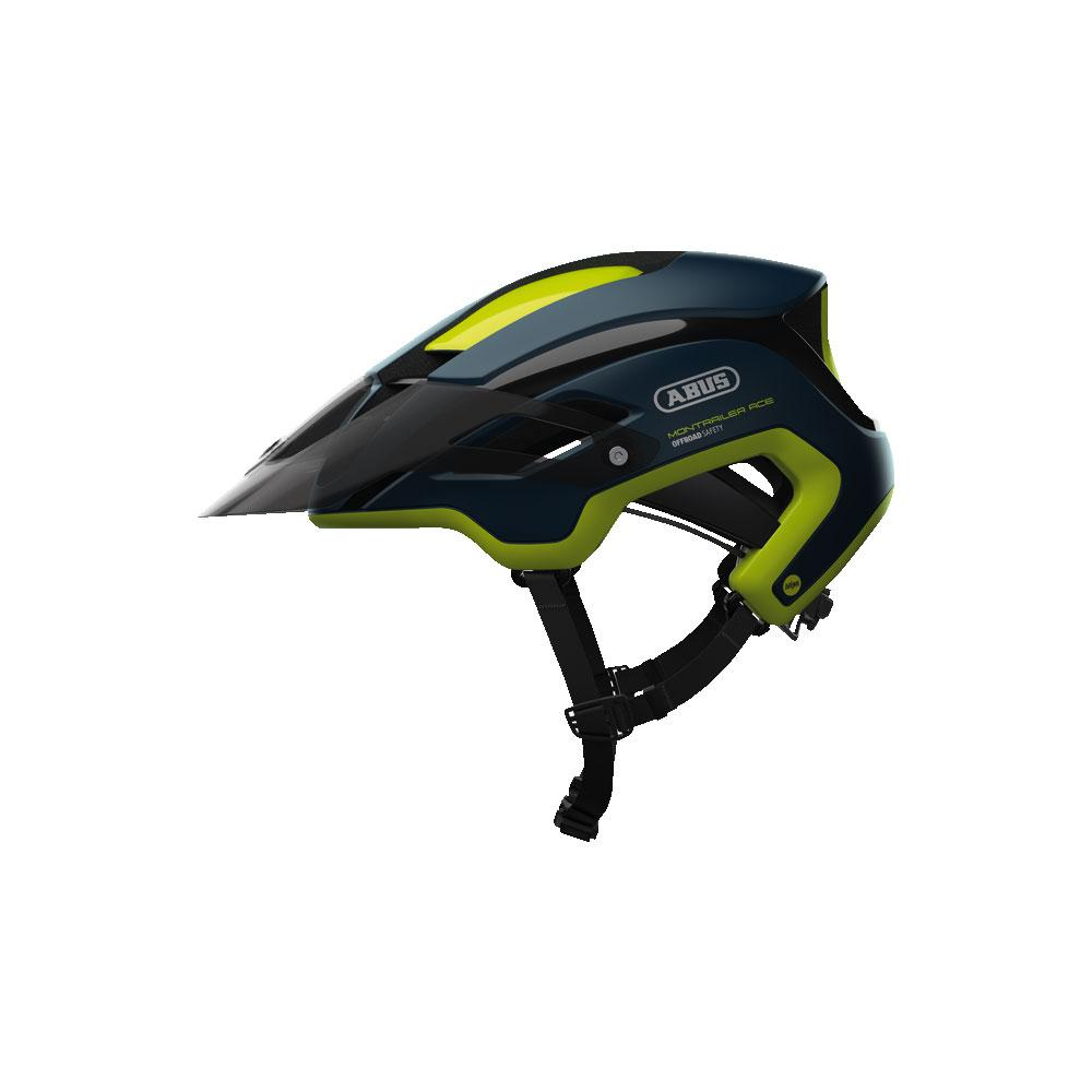 ABUS MONTRAILER ACE MIPS MTB Bisiklet Kaskı M - Midnight Blue