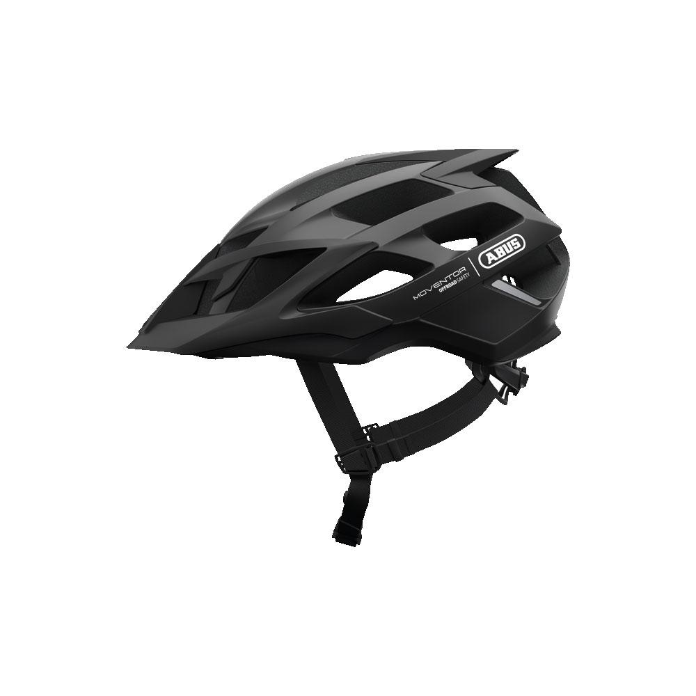 ABUS MOVENTOR MTB Bisiklet Kaskı M - Velvet Black