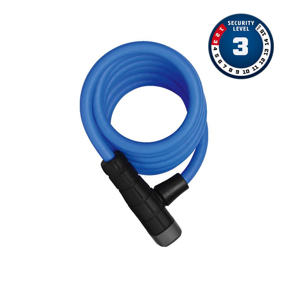 ABUS PRIMO 5510K/180/10 Blue SCMU Bisiklet Kilidi