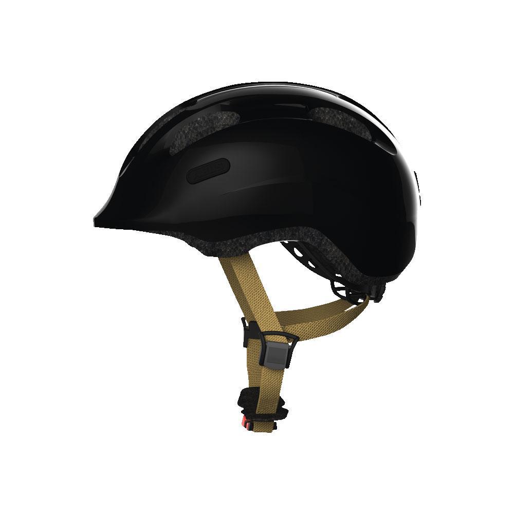 ABUS SMILEY 2.0 Kids Bisiklet Kaskı S - Royal Black