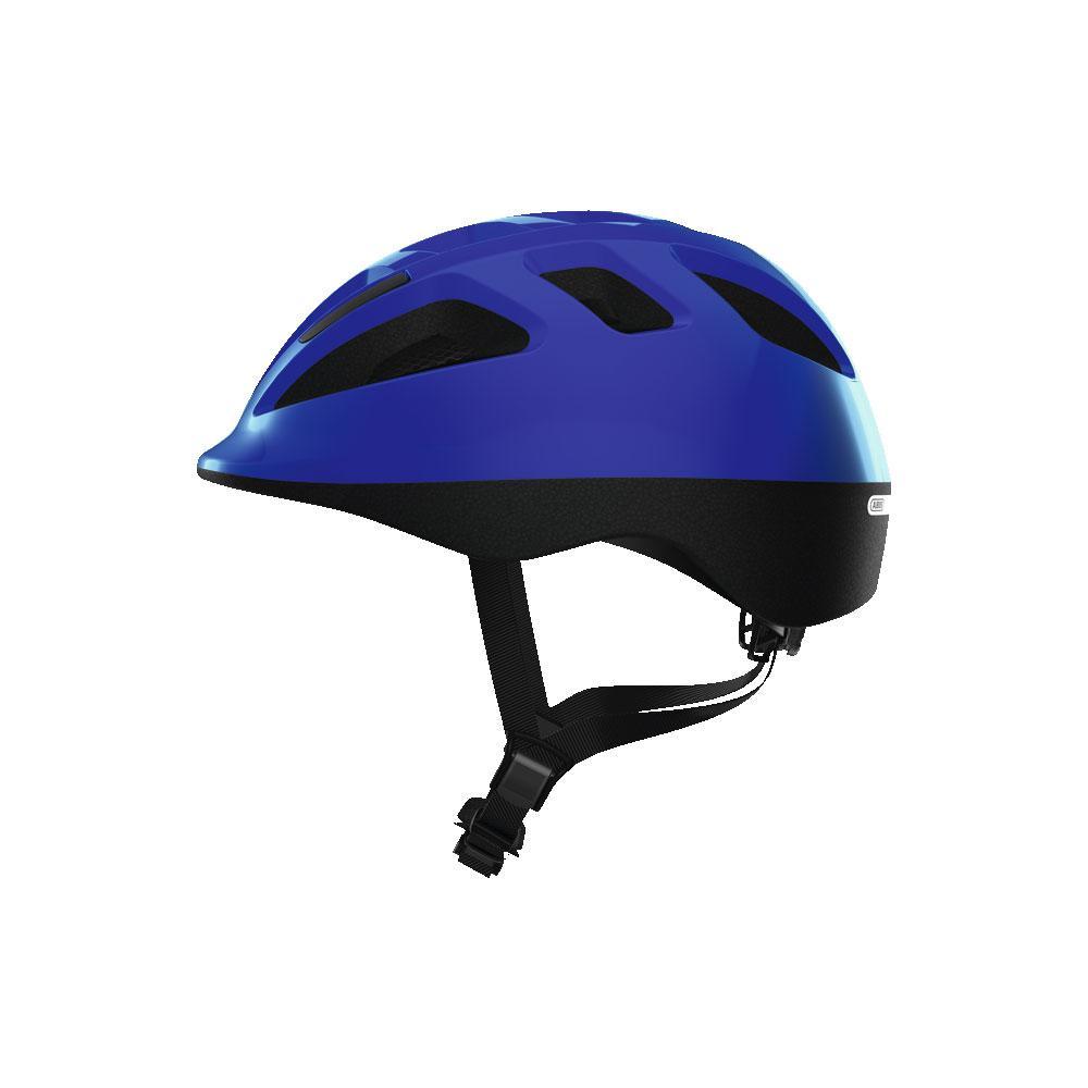 ABUS SMOOTY 2.0 Kids Bisiklet Kaskı M - Shiny Blue