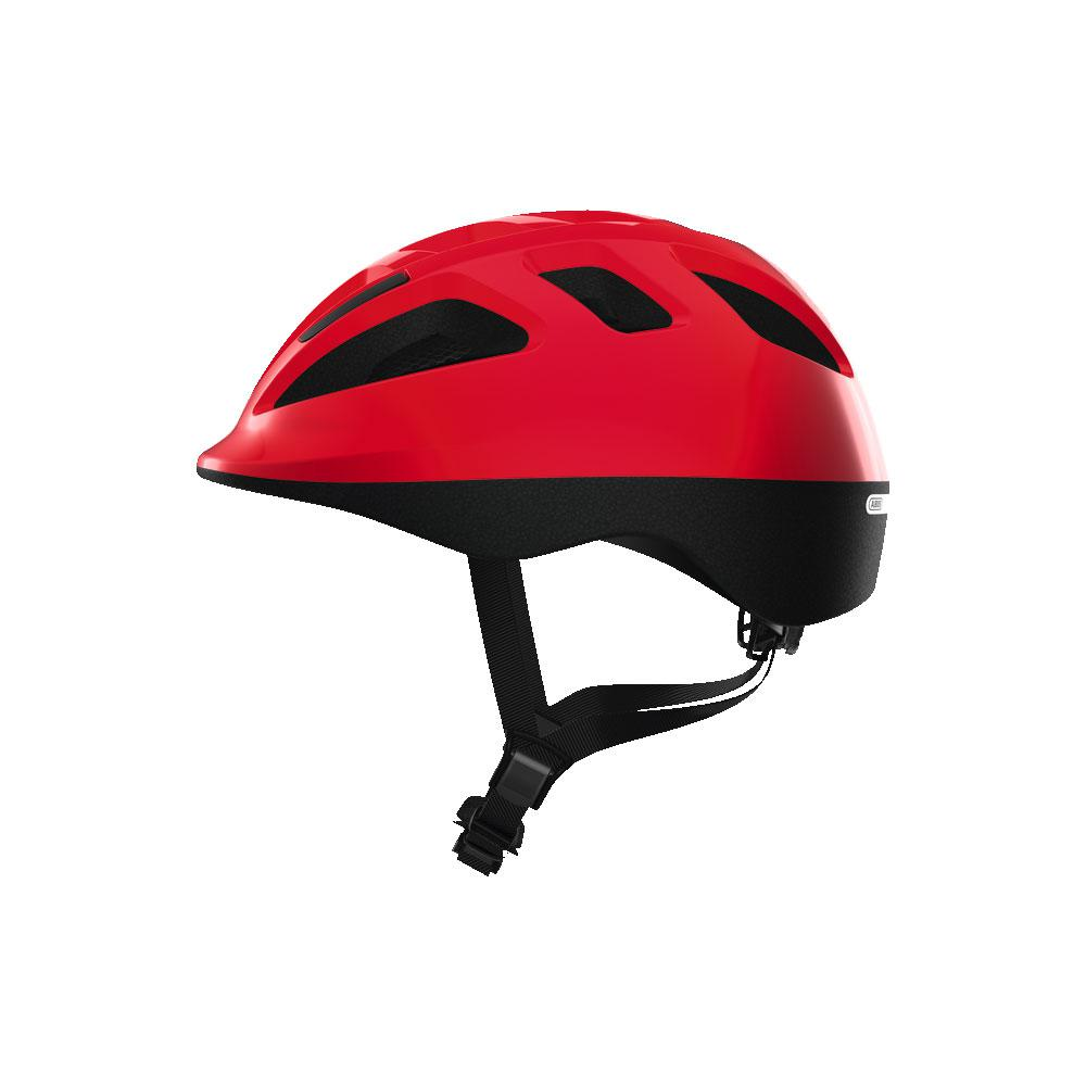 ABUS SMOOTY 2.0 Kids Bisiklet Kaskı M - Shiny Red