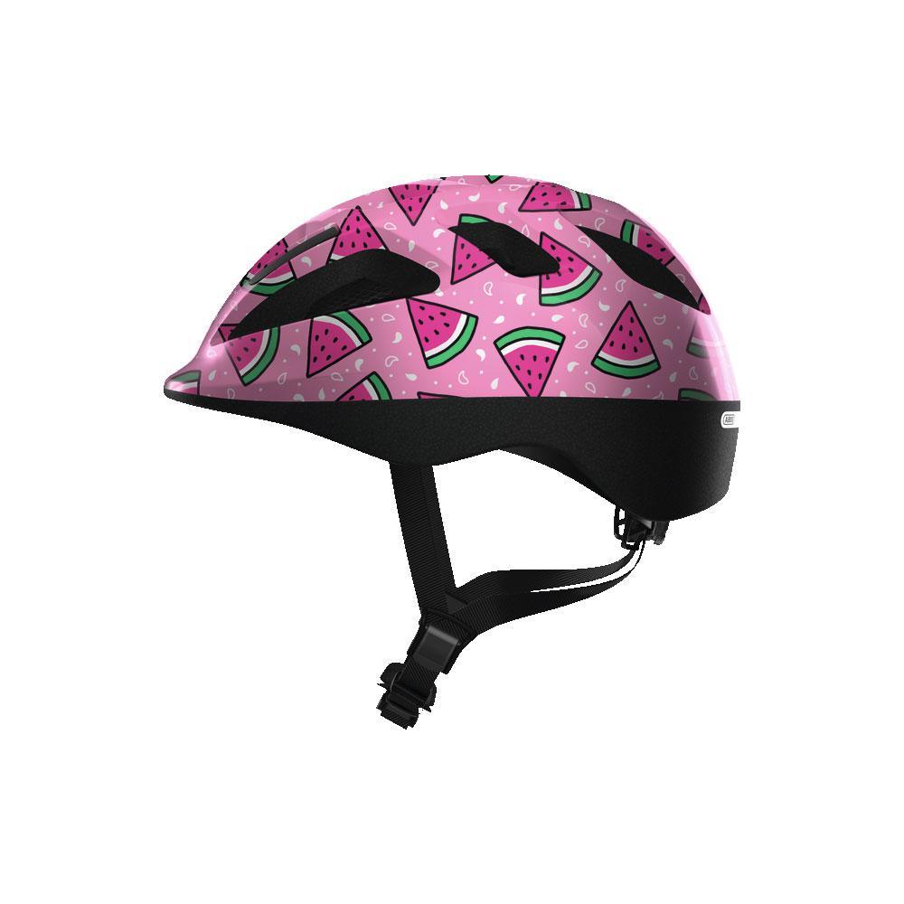 ABUS SMOOTY 2.0 Kids Bisiklet Kaskı S - Pink Watermelon