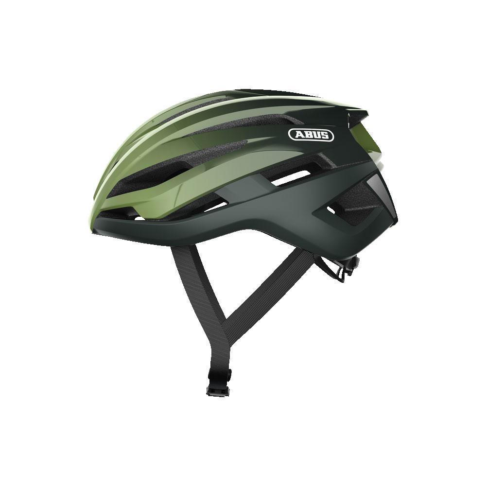 ABUS StormChaser Road Bisiklet Kaskı L - Opal Green